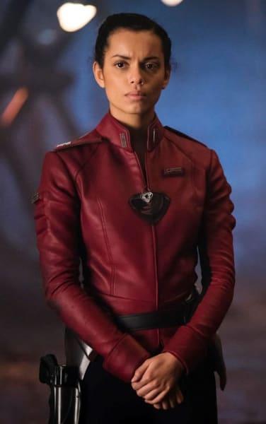 Lyta Vertical - Krypton Season 1 Episode 6
