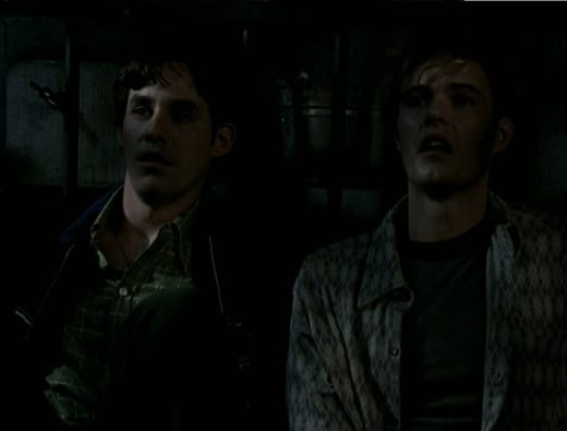 Caged Men - Buffy the Vampire Slayer Season 1 Episode 4