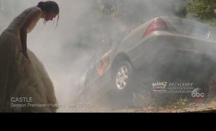 Castle Season 7 Premiere Clips: Who Took Rick Castle?