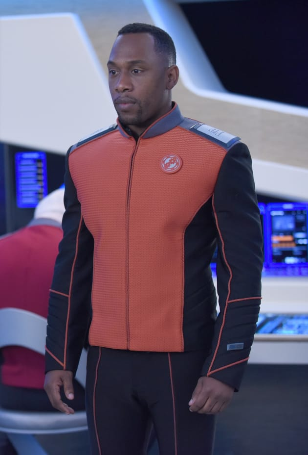 Vertical LaMarr - The Orville Season 2 Episode 3