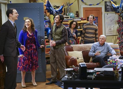 Watch The Big Bang Theory Season 9 Episode 17 Online