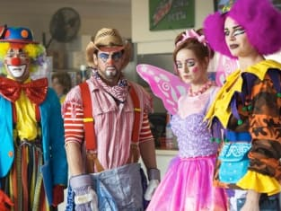 Clowns - The Librarians Season 3 Episode 5
