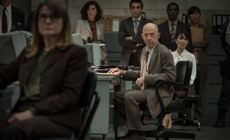New Gal at the Office - Counterpart Season 2 Episode 1