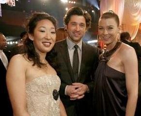 Patrick, Ellen and Sandra