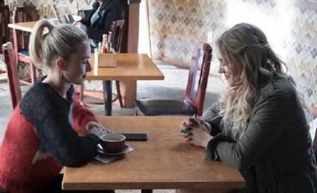 Juliette and Maddie talk about her song - Nashville Season 5 Episode 12