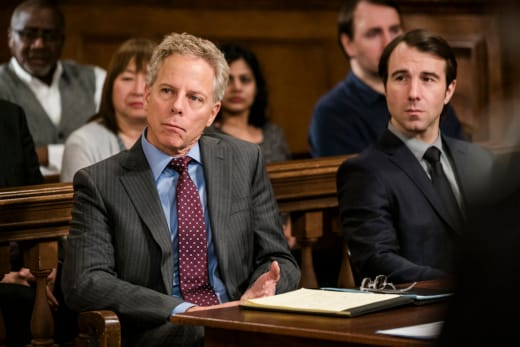 Law & Order: SVU - At the Defense Table Season 18 Episode 13