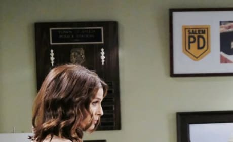 Is Hope Falling for Ted? - Days of Our Lives