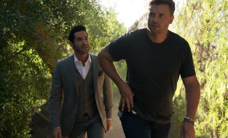 Follow the Leader - Lucifer Season 3 Episode 10