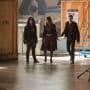 Kara, Barry, and Cisco - The Flash Season 3 Episode 8