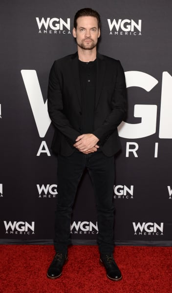 Shane West Attends NY Comic-Con