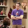 Sheldon is Not a Happy Camper - The Big Bang Theory Season 10 Episode 12