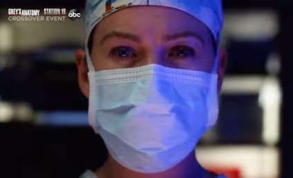 Grey's Anatomy & Station 19 Crossover Promo: Even Our Heroes Need Saving!