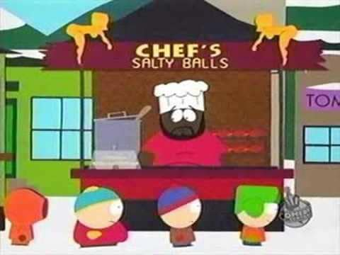 Chef S Chocolate Salty Balls Picture Tv Fanatic