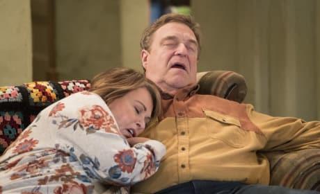 Nap Time - Roseanne Season 10 Episode 3