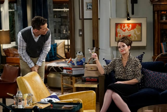 Cocktail Time - Will & Grace Season 9 Episode 1