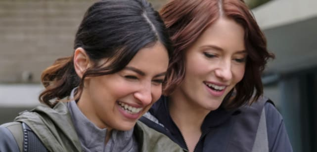 Alex and Maggie - Supergirl