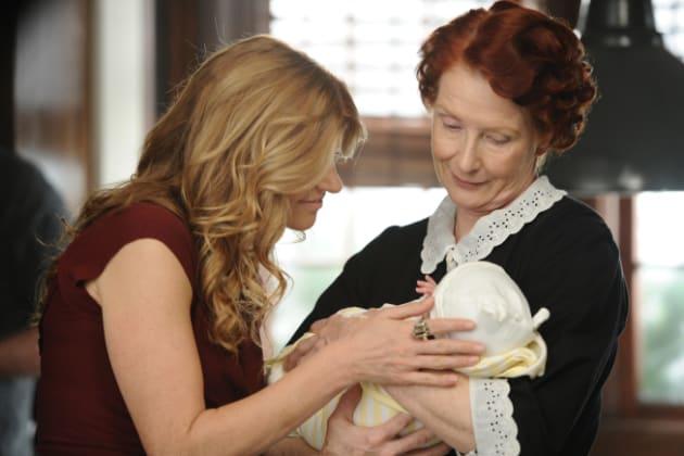 Vivien and Her Baby