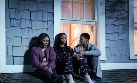 The Pierce Women - Black Lightning Season 2 Episode 12