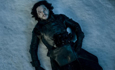 Dead Jon Snow? - Game of Thrones