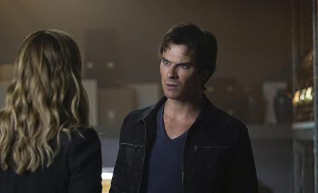 Pardon Me, Valerie? - The Vampire Diaries Season 7 Episode 5