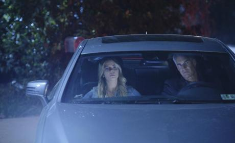 Driving Away - Pretty Little Liars Season 5 Episode 10