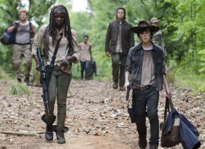 Watch The Walking Dead Season 5 Episode 2 Online