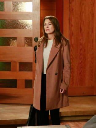 Meredith Goes Home - Grey's Anatomy Season 11 Episode 22