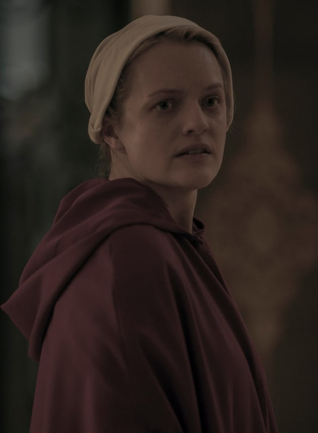 Hark! What Goes There? - The Handmaid's Tale Season 3 Episode 4