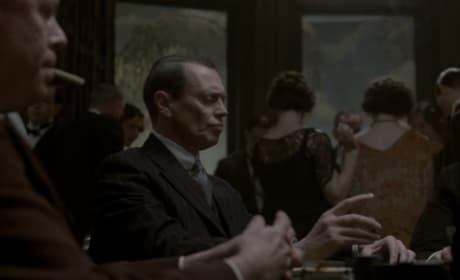 Nucky's Plays Poker
