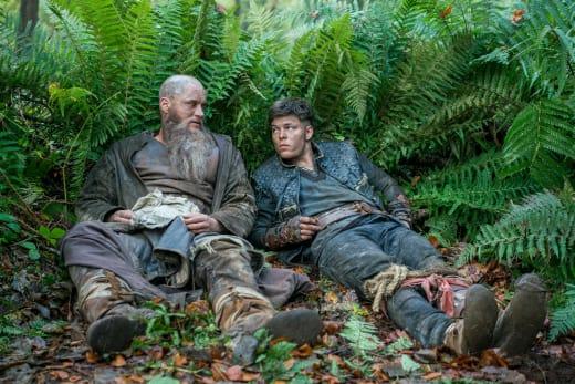 Ragnar and Ivar in England - Vikings Season 4 Episode 13