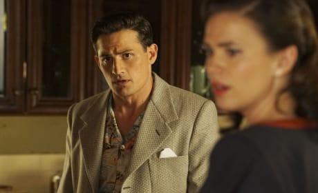 Chief Sousa - Marvel's Agent Carter Season 2 Episode 3