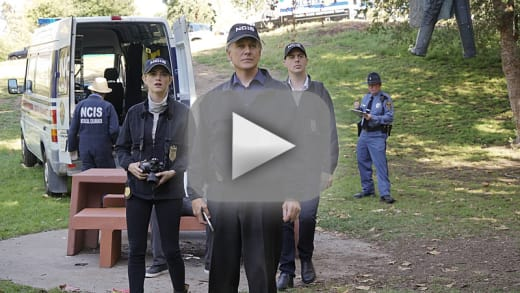 ncis episode cloak summary