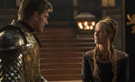 Jaime and Cersei Plan - Game of Thrones