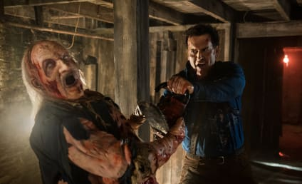 Ash vs. Evil Dead: Season 3 Premiere Date Revealed!