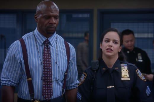 Raising Morale  - Brooklyn Nine-Nine Season 6 Episode 13