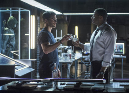 Watch Arrow Season 2 Episode 5 Online