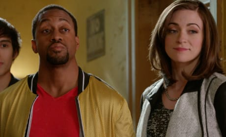 Jaleel White Guest Stars - Castle Season 7 Episode 22