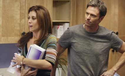 Private Practice Spoilers: Pete Reacts