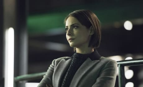 Thea Is Back - Arrow Season 6 Episode 9