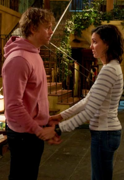 Concerned About Kensi - NCIS: Los Angeles Season 12 Episode 17