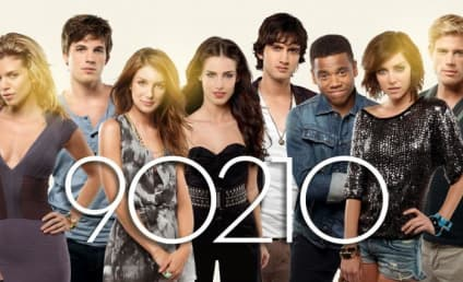 90210 Season Premiere Scoop: A Natural Disaster to Come!
