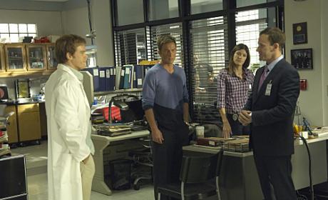 Jordan Chase in the Precinct
