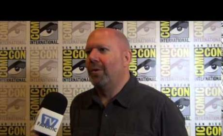 Marc Guggenheim Talks Up Legends of Tomorrow