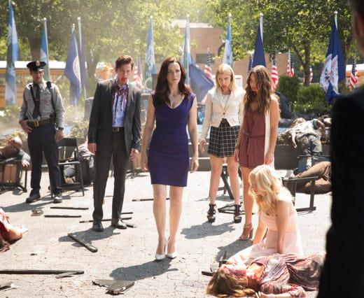 Vampire Diaries Season Premiere Pic - The Vampire Diaries