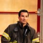 Travis - Station 19 Season 2 Episode 8