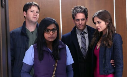 The Mindy Project Review: I Want Your Sext