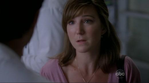 Grey's Anatomy Sarah