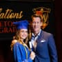 Grace and Sam on Graduation Day - Good Witch Season 5 Episode 10