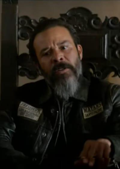 Bishop Wants Answers - Mayans M.C. Season 3 Episode 4