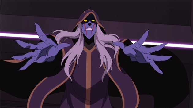 Haggar's Counter - Voltron: Legendary Defender